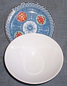 Juzan Gama Rice Bowl Matching Plate (Image1)