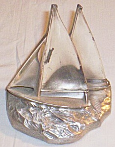PM Craftsman Sailboat Book End (Image1)