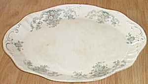 Large Antique Platter Mellor & Co Cornelia (Image1)