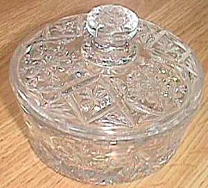 Imperial Glass #474 Nearcut Covered Dish (Image1)