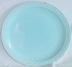 Universal China Dinner Plates Laurella Blue