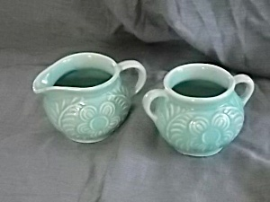 McCoy Cream and Sugar Set (Image1)