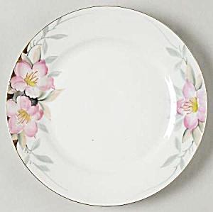 Noritake Azalea Salad Plate 1918 (Image1)