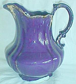 cobalt blue pitcher (Image1)