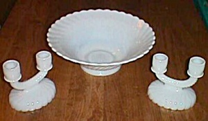 Imperial Opalescent 3 Piece Console Set Newbound Free Shipping (Image1)