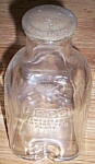 Click here to enlarge image and see more about item ai-84: Vintage Pyrex Square-Pak IV Bottle Glass