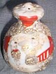 Click to view larger image of Single Antique Porcelain Shaker Oriental Design (Image1)