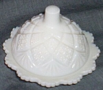 Click here to enlarge image and see more about item barm-48: Vintage Westmoreland Jelly Server