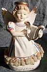 Click here to enlarge image and see more about item br-35: Artgift Angel of France Figurine