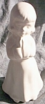 Click here to enlarge image and see more about item br-50: Vintage Angel Figurine