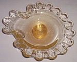 Click to view larger image of Vintage Italian Art Glass Center Piece Set (Image1)