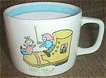 Click here to enlarge image and see more about item cd-3: Old Woman in the Shoe Child's Mug Nippon