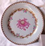 Click to view larger image of Avon�s Abigail Adams Porcelain Plate MIB (Image1)