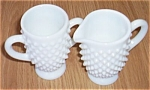 Fenton Cream & Sugar #3901