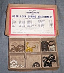 Click here to enlarge image and see more about item ely-91: Ford Cars Door Springs Original Box