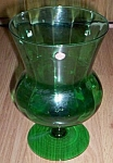 Vintage Italian Art Glass Chalice