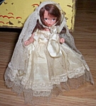 Click here to enlarge image and see more about item fl-66: Nancy Ann Story Book Doll Bride