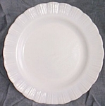 Click here to enlarge image and see more about item gr-56: Cremax Dinner Plate MacBeth-Evans