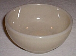 Fire King Ivory Soup Bowl