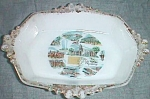 Click to view larger image of Vintage Wyoming Souvenir Trinket Dish (Image1)