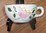 Stangl Pottery Coffee Cup Country Garden