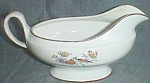 Antique Gravy Boat C. C. Thompson Pottery