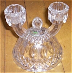 Click here to enlarge image and see more about item gw-91: Imperial Double Candle Holder Traditions #165
