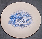 Commemorative Plate Lake Champlin Crossing