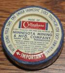 Click here to enlarge image and see more about item ole-1097: Old Minnesota Mining Cellophane Tape