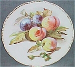 Click to view larger image of Beyer & Bock Prussia Plate Royal Rudolstadt ca.1900 (Image1)