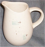 Click here to enlarge image and see more about item ole-389: Vernon's Heavenly Days Small Pitcher