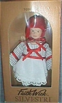 Click here to enlarge image and see more about item ole-500: Faith Wick Silvestri Toddler Girl Doll 30009