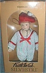 Click here to enlarge image and see more about item ole-501: Faith Wick Silvestri Toddler Boy Doll 30009