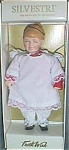 Faith Wick Wonder of Christmas Ornament Doll Choir Girl
