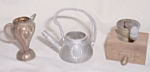 Miniature Tea Kettle Coffee Grinder Coffee Server