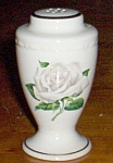Click here to enlarge image and see more about item ole-569: Hall Cameo Rose Shaker