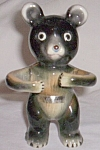 Little Hugging Bear Figurine