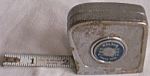 Click here to enlarge image and see more about item ole-594: Vintage Walsco Tape Measure Push Button Release