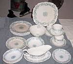 Click to view larger image of 22 Piece Set J&G Meakin Jackson  1907-1912 (Image1)