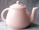 Click to view larger image of Pink Shawnee Teapot Gadroon  Boarder (Image1)
