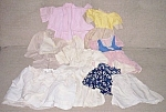 Click to view larger image of Lot Vintage Doll Clothes Larger Doll (Image1)