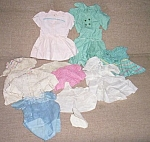 Lot Vintage Doll Clothes Medium Doll Madam Alexander