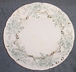 W.H. Grindley Luncheon Plate Antique