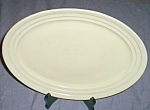 Moderntone Serving Platter Pastel Yellow