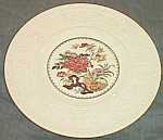 Click here to enlarge image and see more about item out31205-3: Wedgwood Salad Plate Wellesley Bullfinch Pattern ca 1930 Free Shipping