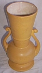 Click here to enlarge image and see more about item rum-266: Red Wing Rumrill Vase #502