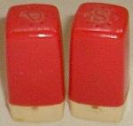 Click to view larger image of Vintage Kohler Elec. Advertising Shakers (Image1)