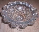 Click to view larger image of Heavy Glass Compote (Image2)