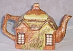 Click here to enlarge image and see more about item rum-90: Wonderful Cottage Ware Cottage Tea Pot Price Kensington
