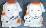 Click to view larger image of Vintage Dog Shakers (Image1)